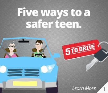 Five ways to a safer teen.
