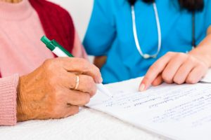 Nursing Home Agreement