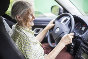 Aging parents and driving