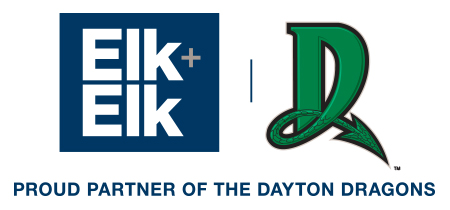 Elk and Elk proud partner of the dayton dragons