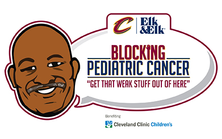 Blocking Pediatric Cancer