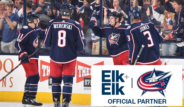 Columbus Blue Jackets Official Partner