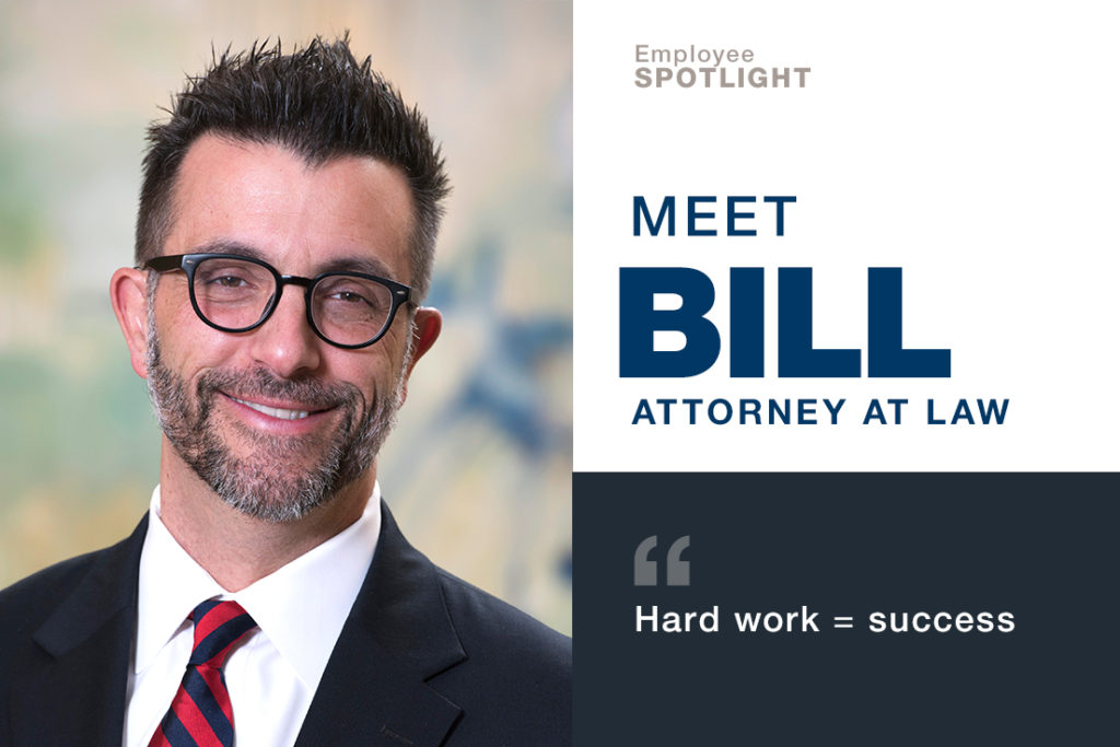 Employee Spotlight: Bill Price
