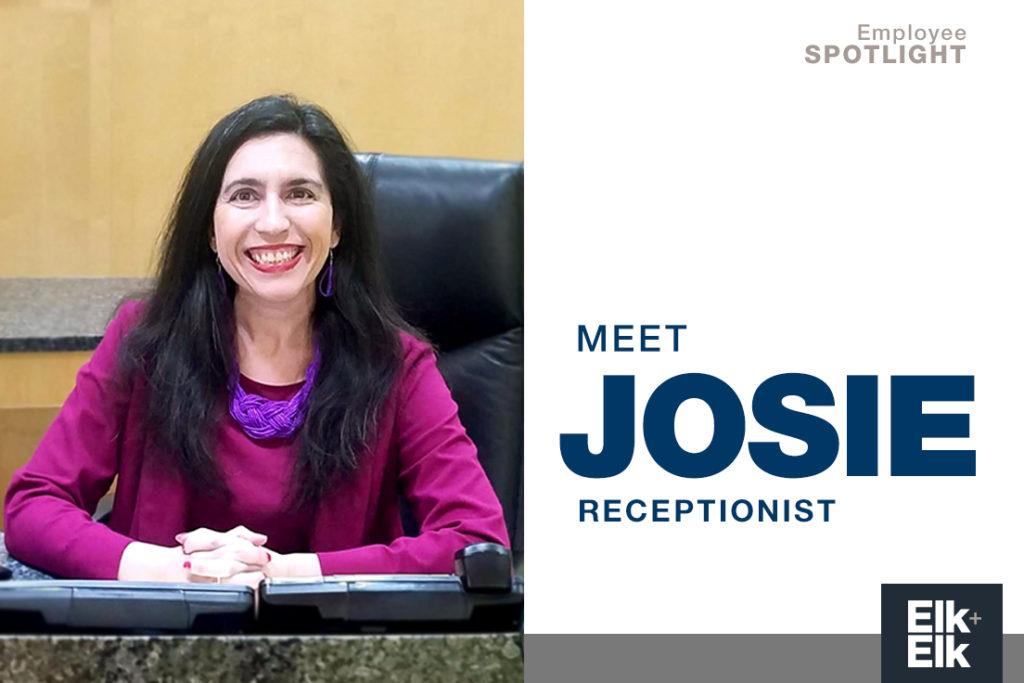Employee Spotlight: Josie Matias