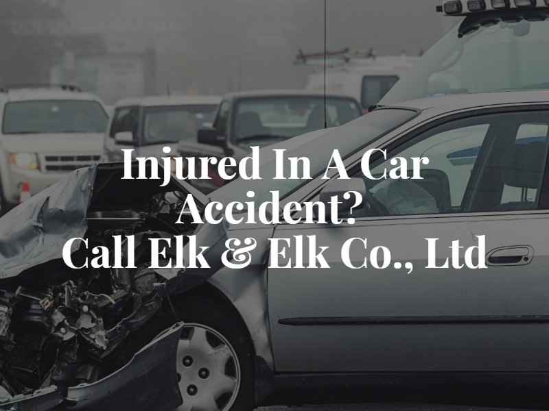 Columbus Car Accident Lawyers