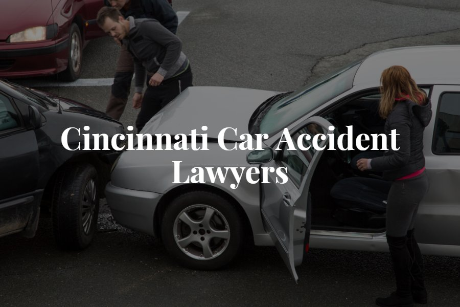Cincinnati Car Accident Lawyer