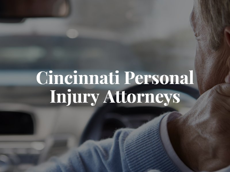 Cincinnati Personal Injury Lawyers