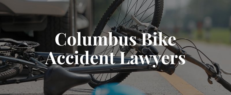 Columbus bicycle accident lawyers
