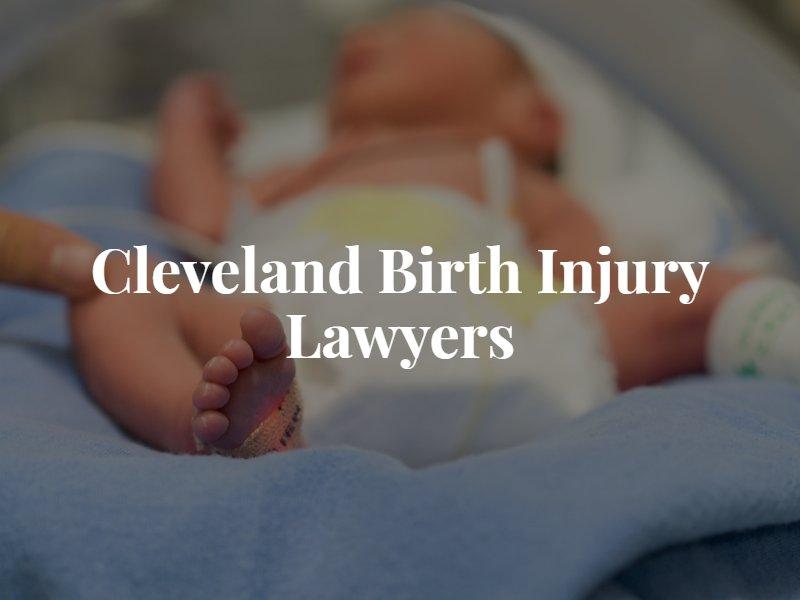 Cleveland Birth Injury Lawyer