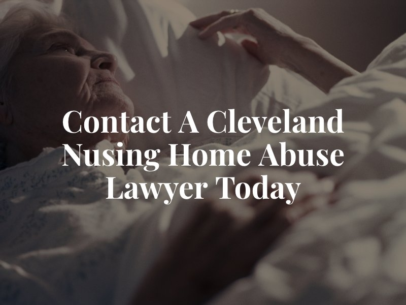 Cleveland Nursing Home Abuse Lawyers