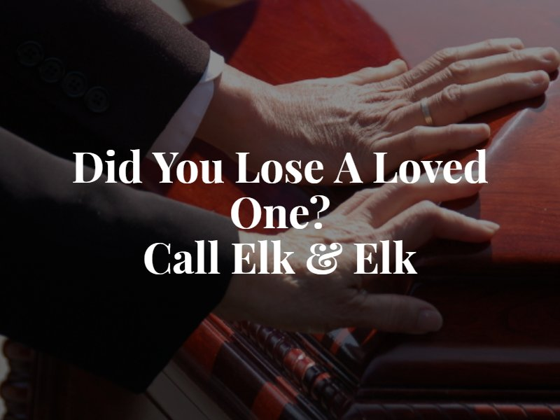 Ohio Wrongful Death Lawyer