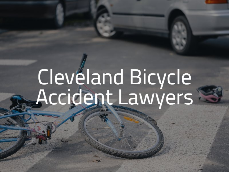 Cleveland Bicycle Accident Lawyer