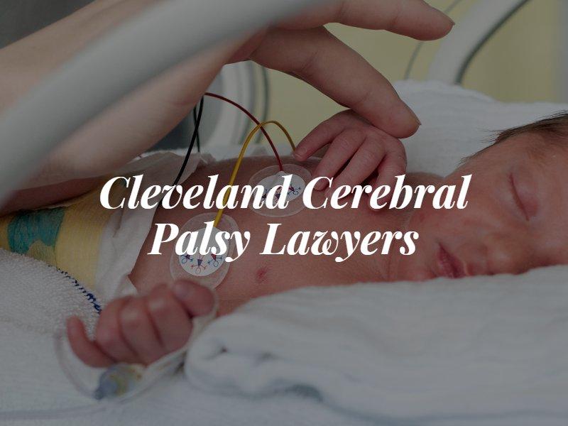 Cleveland Cerebral Palsy Attorney