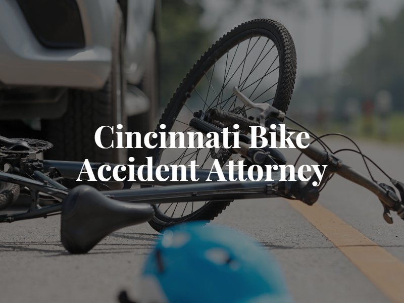 Cincinnati Bike Accident Lawyer
