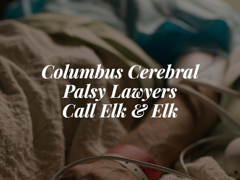 Columbus Cerebral Palsy Lawyers