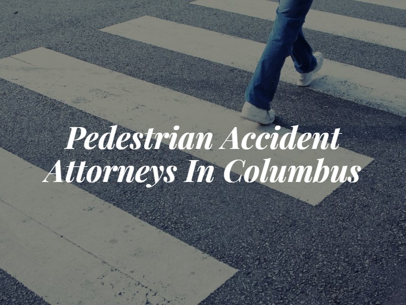 Columbus personal injury lawyer