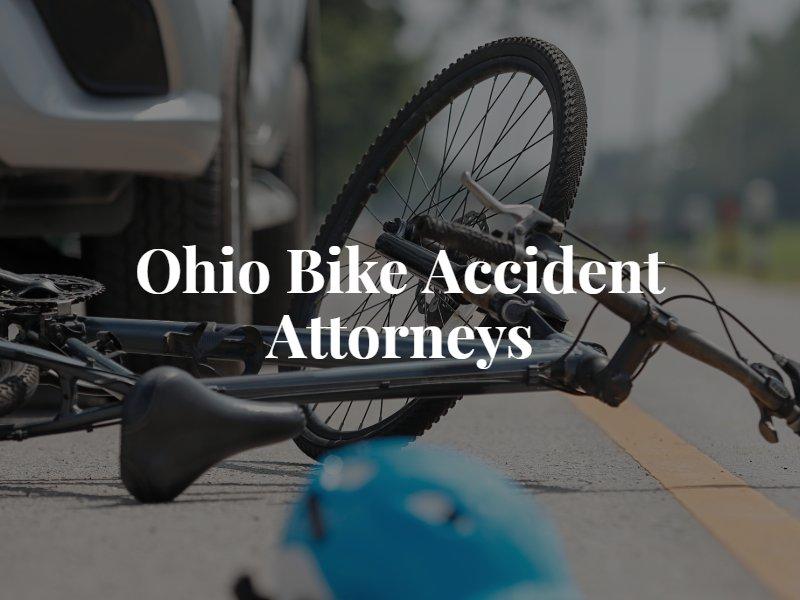 Ohio Bike Accident Lawyers