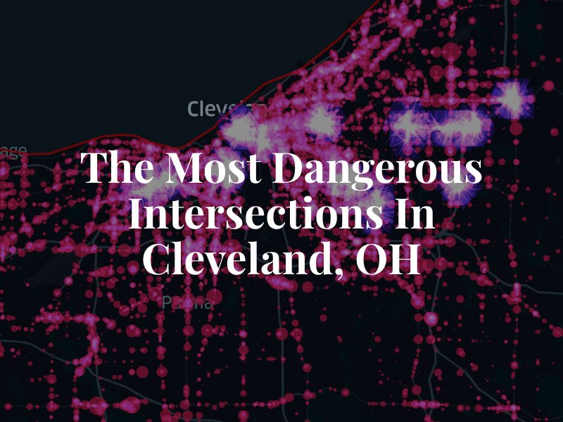The Most Dangerous Intersections in Ohio