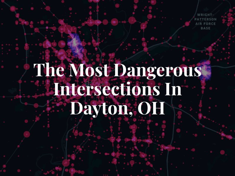 Dangerous Intersections in Dayton
