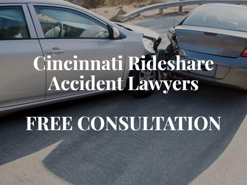 Cincinnati Rideshare Accident Lawyer