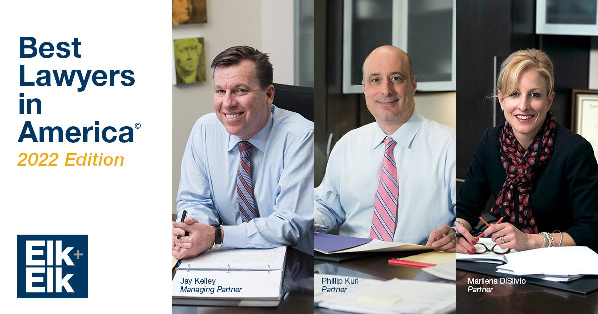 Elk & Elk best lawyers 2022