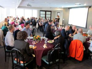 CMBA Greener Way to Work luncheon